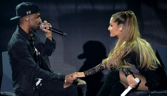 Ariana Grande And Big Sean Headed For The Wedding Chapel? Not Quite Yet