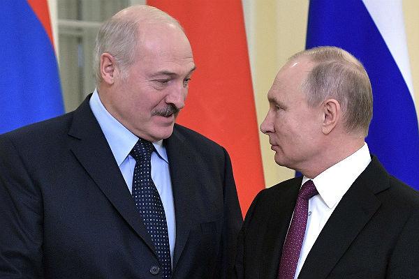 Путин и Лукашенко встретятся еще раз до Нового года