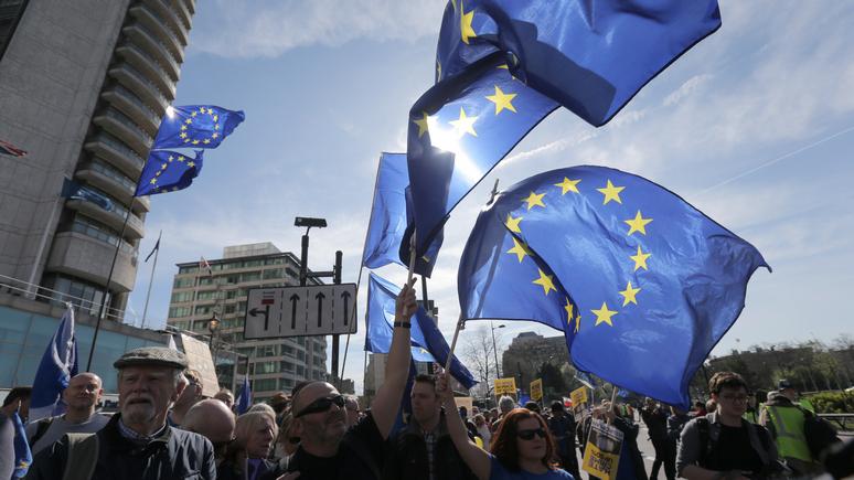 Hill: процветание ЕС грозит России «цветной революцией»