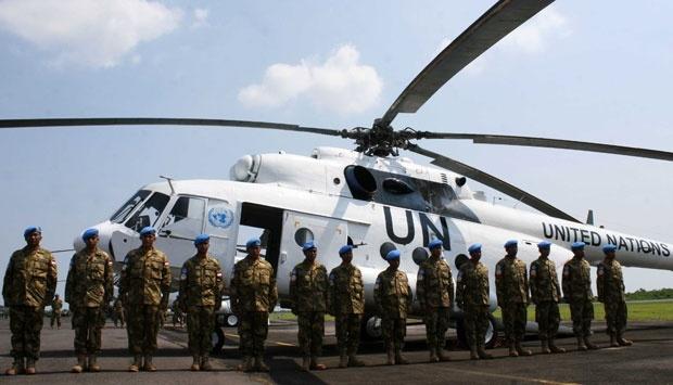 Вертолеты покидают Мали