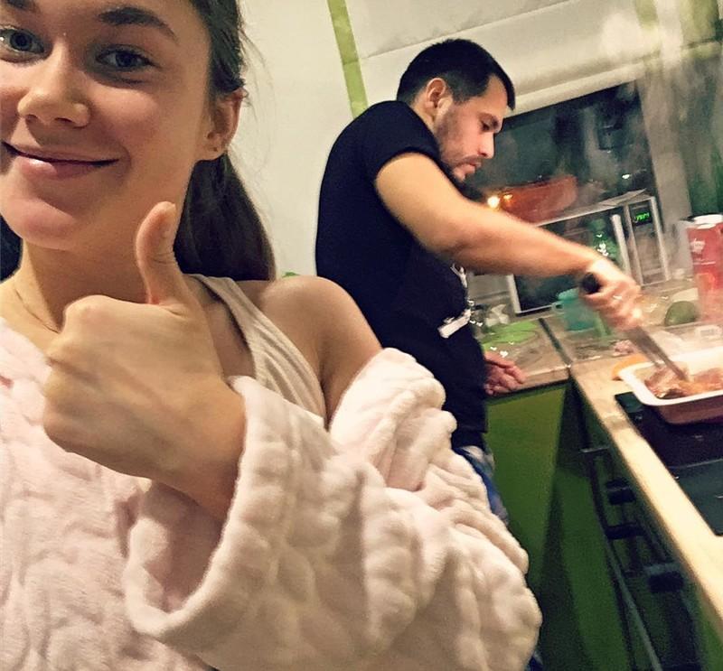 Не жизнь, а малина! готовка, еда, мужчины, на кухне, умелые руки