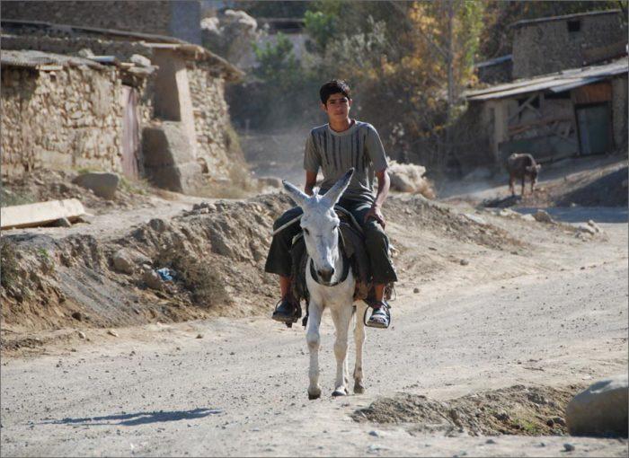 Ногурцы живут древним самобытным укладом и верят в старинные легенды. / Фото:fergana.info