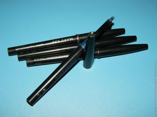 Как из карандаша сделать пудру
