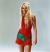 Шакира (Shakira) в фотосессии Марка Батиста (Marc Baptiste) (2001).