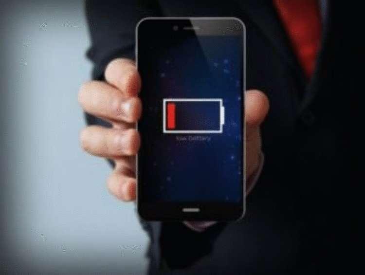 Ваш смартфон быстро разряжае…
