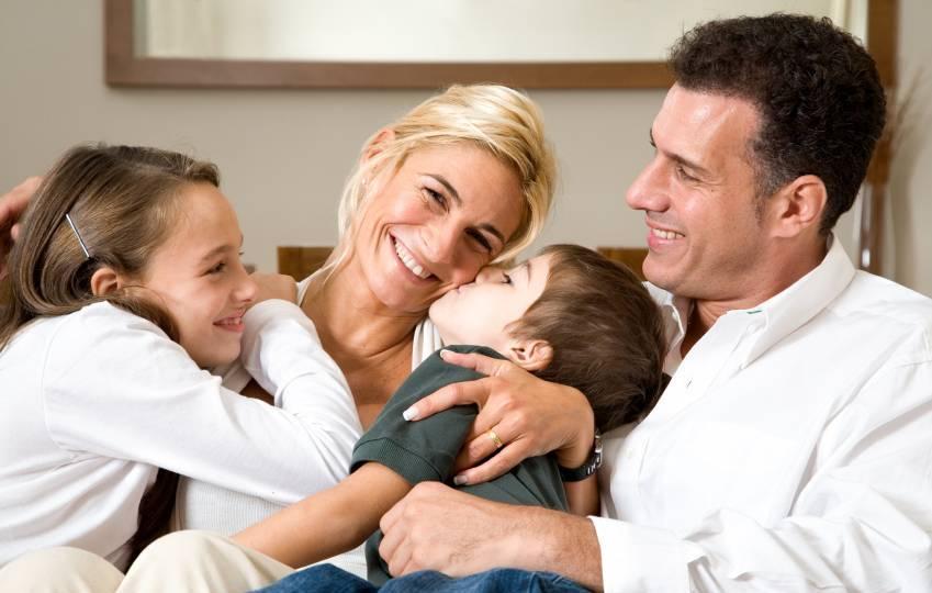 Одно счастье на двоих. 10 способов сохранить семью