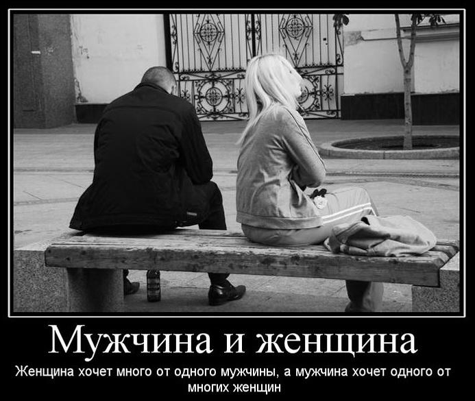 Почему так много одиноких мужчин в россии