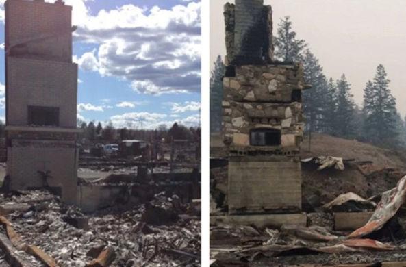 Канадец за год из-за лесных пожаров лишился двух домов в разных концах страны