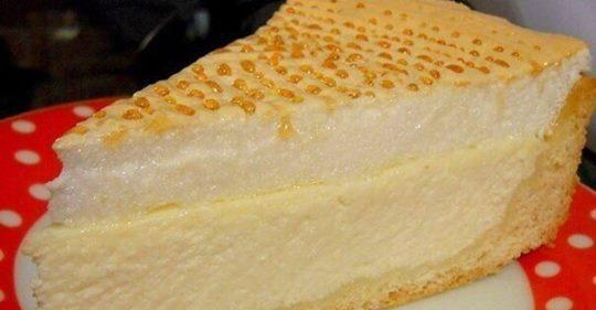 Однажды мне рассказали про рецепт волшебного творожного пирога
