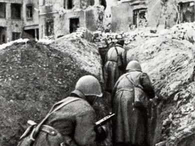 75-летие победы вСталинградской битве отмечает вся страна