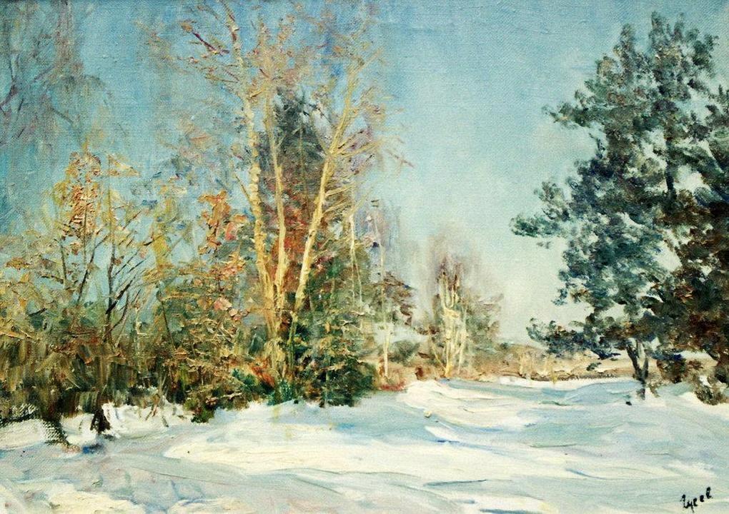 Наслаждаясь каждым мгновеньем красоты...талантливый русский импрессионист Владимир Гусев