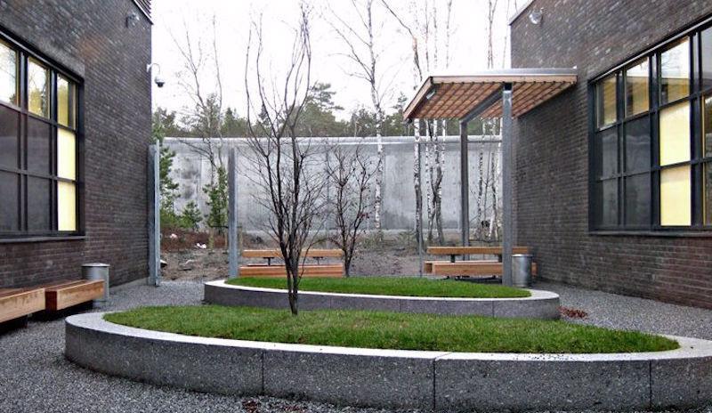 Пятизвездочная тюрьма в Норвегии