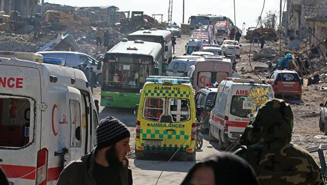 СМИ: Алеппо покинули еще около 400 боевиков