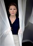 Джессика Бил (Jessica Biel) в фотосессии Ханса Гуткнехта (Hans Gutknecht) (2006).