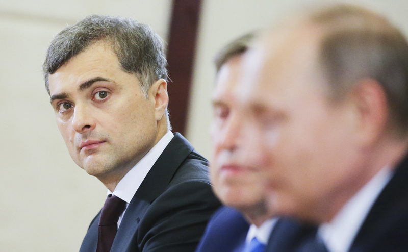 Эдуард Лимонов: Сурковщина