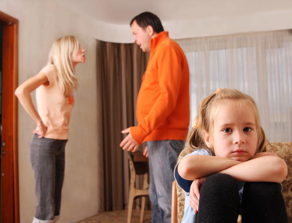 Не могу после развода остави…