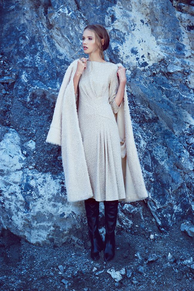 Снежная королева: топ зимних образов от Burda