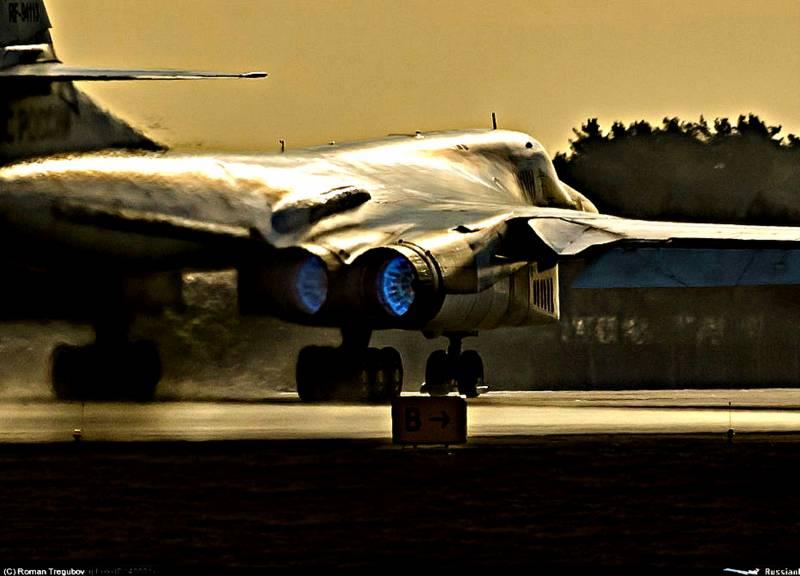 Проблемы самообороны Ту-160М2 в стратегических операциях. Как выжить в грозном небе в XXI веке?