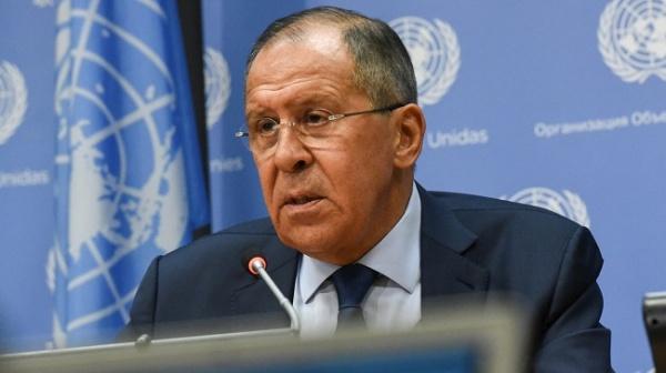 Лавров: Все кого вСирию неприглашали— должны оттуда уйти