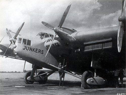 Инженер Юнкерс