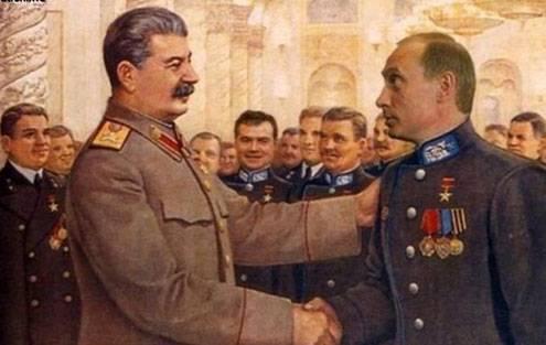 До чего «довел» Россию Путин…