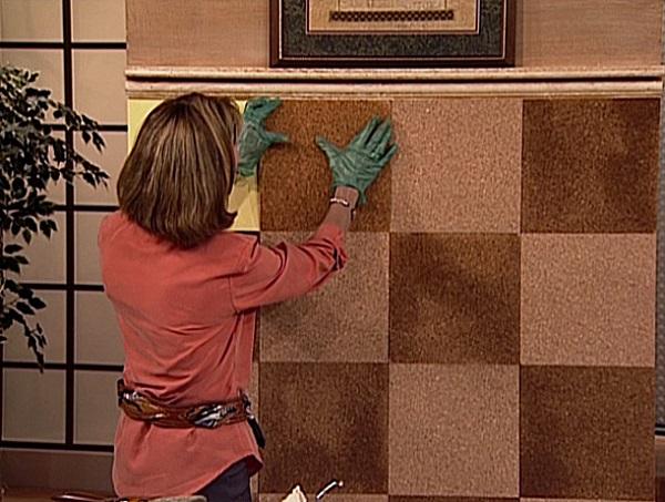 стоимость укладки пробковой плитки на стену в доме Феофилактова