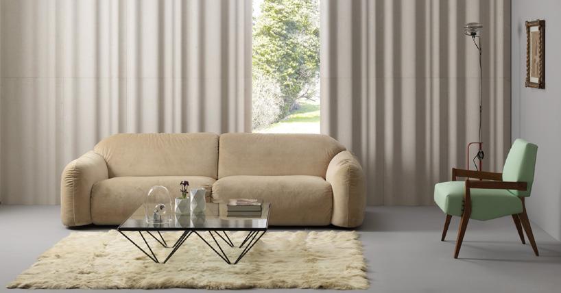 Каменные шторы - оригинальная идея для интерьера