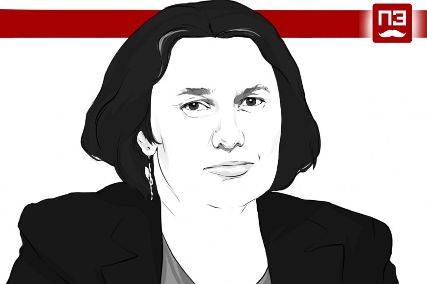 Монтян опубликовала нецензурное четверостишие об украинском парламентаризме