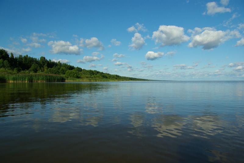 рыбалка на озере ордосно псковской области