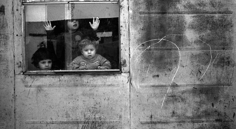 «Домики» Армении после Спитакского землетрясения 1988 года