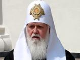 """""""Украине надо закрыть границу и ликвидировать всех террористов. Захватчик вторгся в наш дом, мы должны его выгнать"""", - подчеркнул патриарх Филарет"""