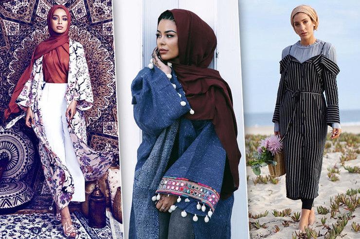 Мода в хиджабе: — 5 самых известных блогеров-мусульманок