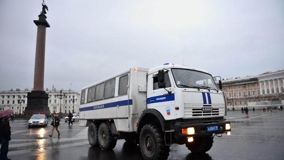 В Петербурге полиция начала подготовку к работе в условиях военного времени