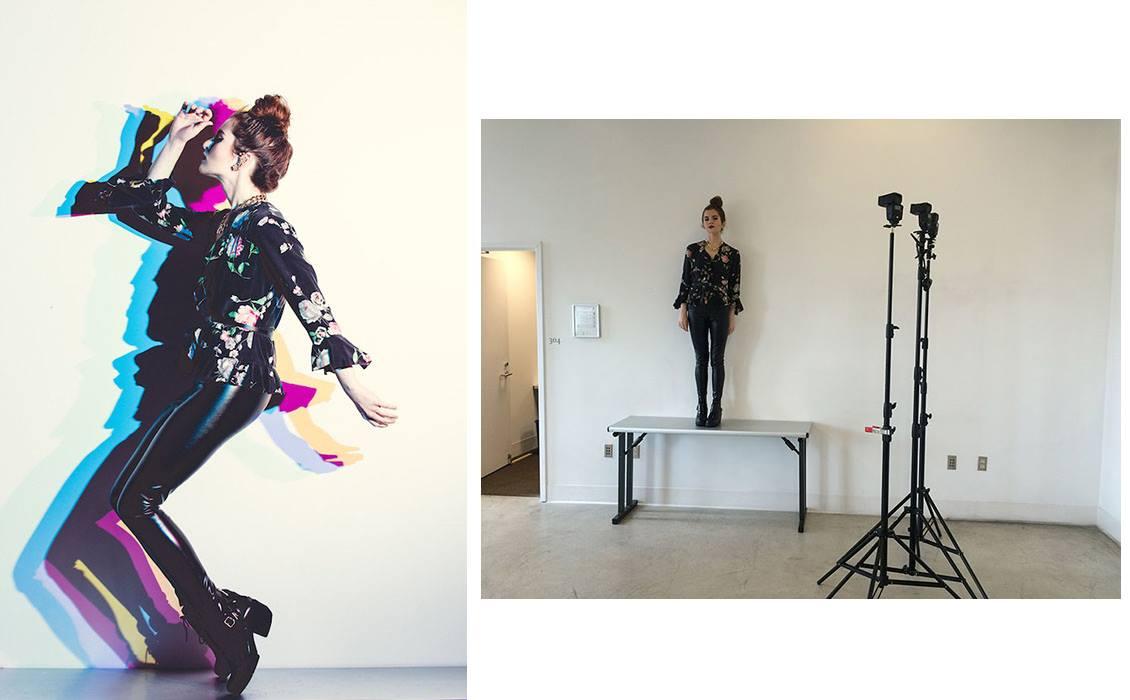 Фото как снимать моду