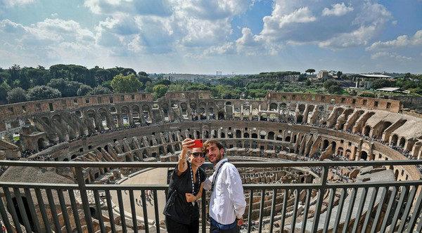 В Риме можно взять в аренду …