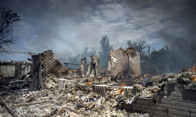 Новороссия, Украина, ополчение, сводка