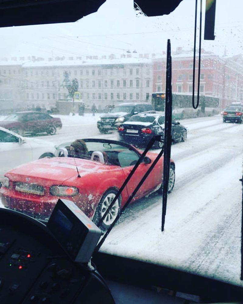 Аничков мост, Санкт-Петербург. Своя атмосфера