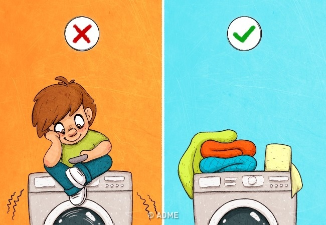 37 ошибок, которые сокращают срок службы бытовых приборов