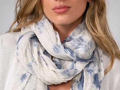 Подборка советов — как красиво и быстро завязать шарф или платок