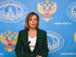 Захарова назвала истерикой материал CNN о высказываниях Трампа о России