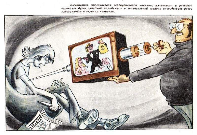 Америка 70-х глазами советского человека