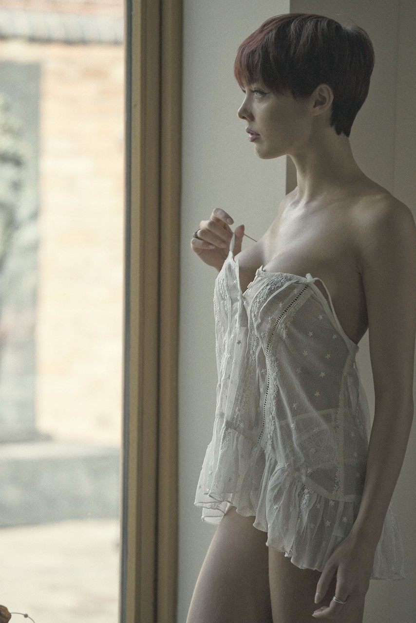 Рози Робинсон  в свете объектива