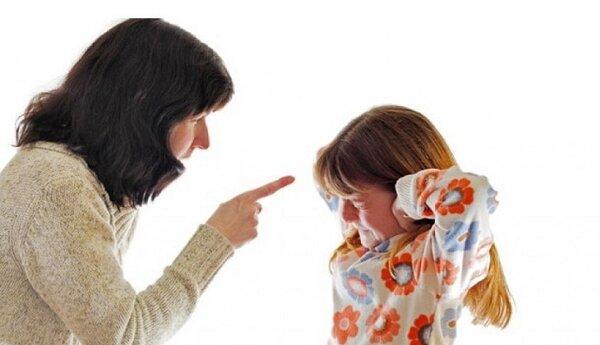 Как научиться не повышать голос на ребенка?
