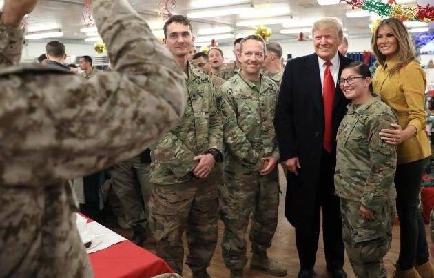 Военные предупреждали Трампа, что победа в Сирии ещё не одержана