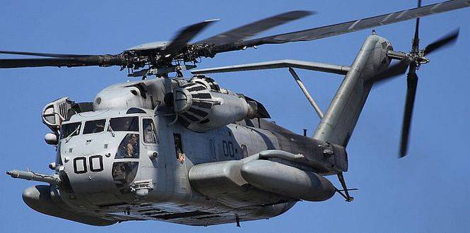 Стоимость вертолета CH-53K King Stallion превысила стоимость F-35