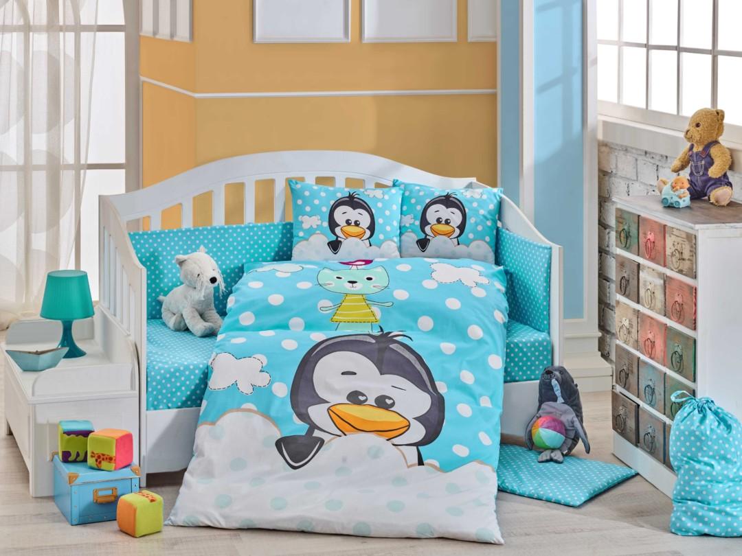 На что обратить внимание, выбирая постельное белье для ребёнка?