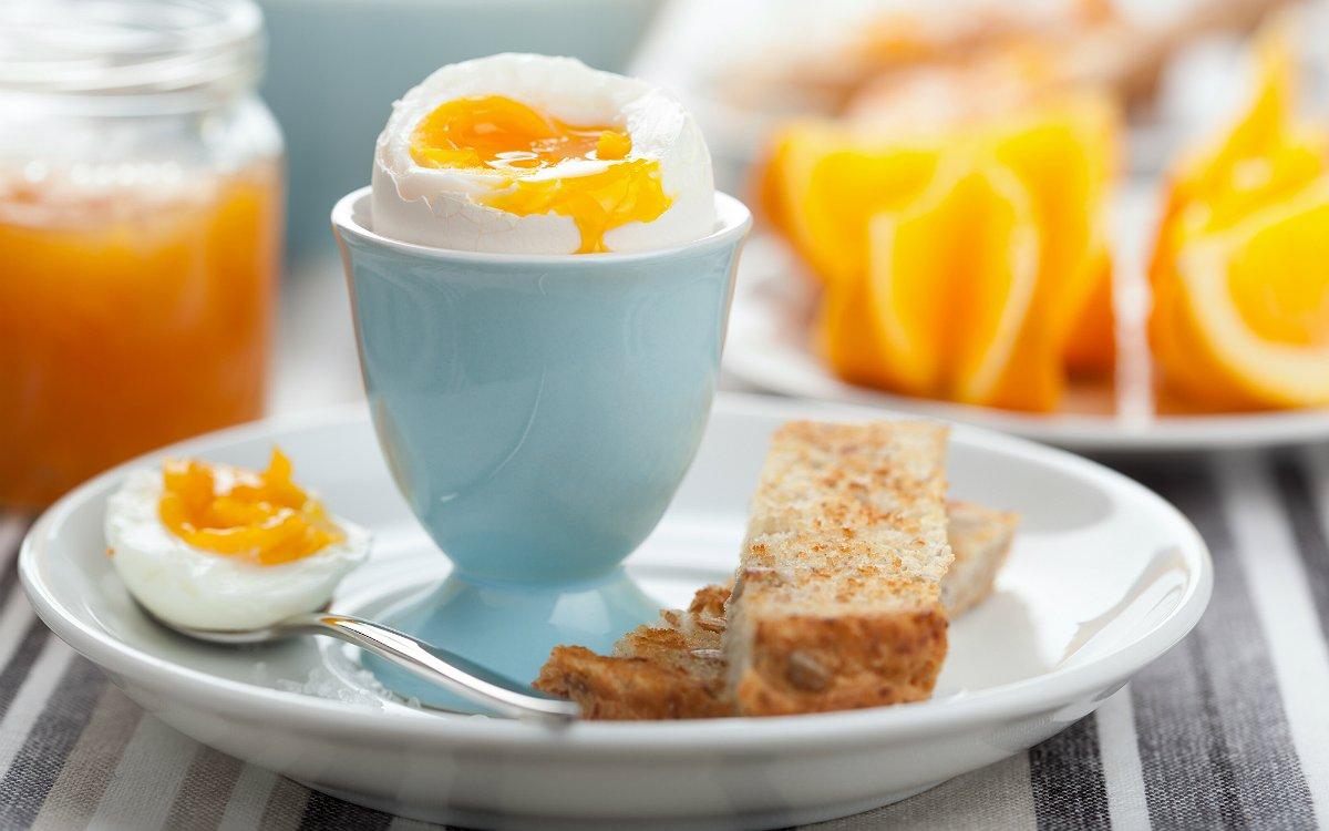 Диета завтрак кофе и яйцо