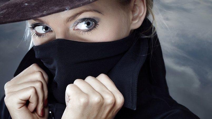 Красивая русская девушка погубит НАТО