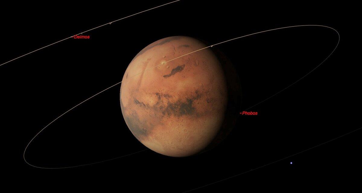 Что посмотреть на Марсе: 8 главных природных достопримечательностей