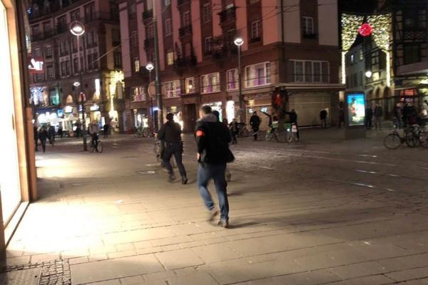 Стрелявший вСтрасбурге мужчина занесен всписок подозреваемых втерроризме